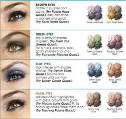 eye shadow colors services by le shell eyeshadow color chart