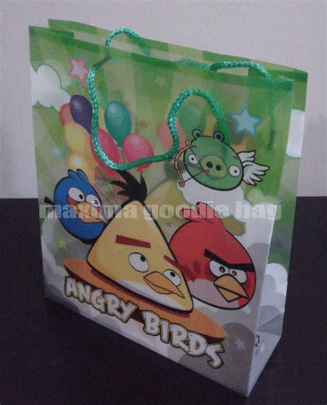 Souvenir Ultah Tahun Tas Ultah Anak Goodiebag Renda Litle Pony tas souvenir ulang tahun anak murah perdana goodie bag