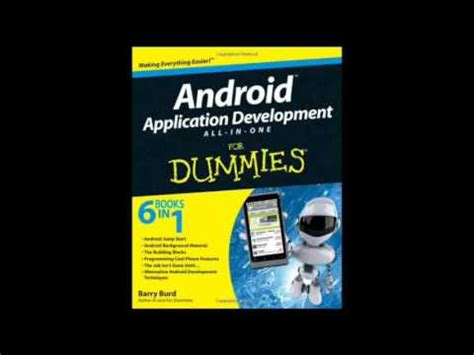 android studio tutorial for dummies download android application development all in one for