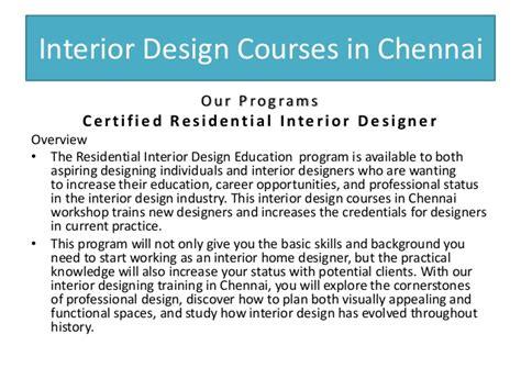 95 interior design courses online best online best interior design courses in chennai guindy tambaram