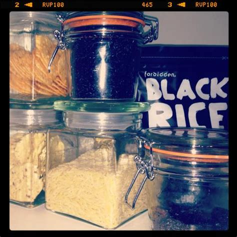 Rice Shelf by Storing Cooked And Uncooked Rice Forbidden Foods