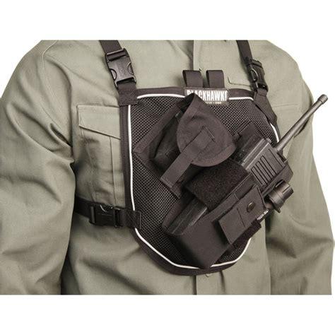 blackhawk radio holder u s a r radio chest harness blackhawk
