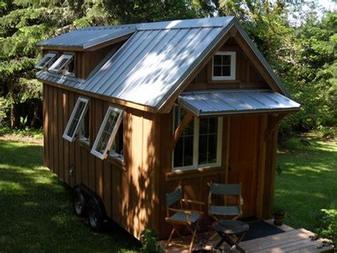 tiny house on wheels companies ynez tiny house on wheels by oregon cottage company
