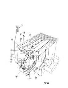 temco floor furnace parts model gvf504s sears partsdirect