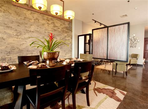 Condo Dining Room Ideas by Downtown Condo 2 Dining Room Wichita