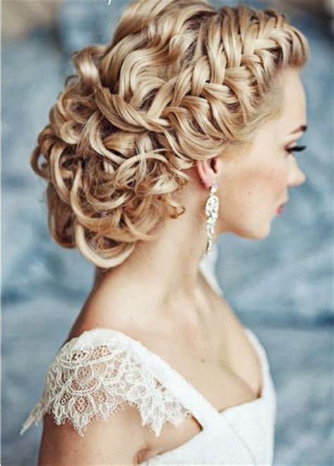 Wedding Hairstyles Updos With Braids by 1000 Images About Braided Updos On Braided