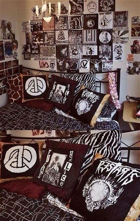 punk bedroom ideas best 25 rock bedroom ideas on pinterest punk rock