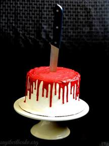 helloween kuchen bloody cake say it with cake
