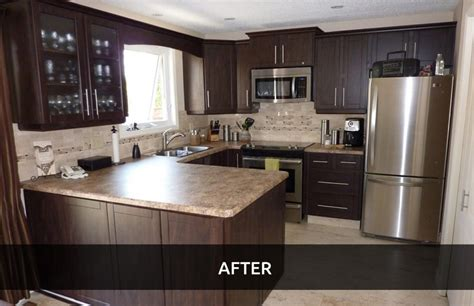 Cabinet Refacing Saves Money On Kitchen Renovations Kitchen Cabinet Doors Calgary