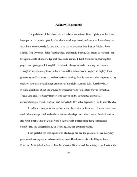 acknowledgement in dissertation dissertation acknowledgement the oscillation band