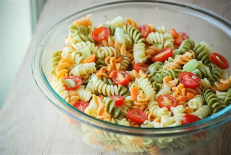 classic pasta salad macaroni and cheesecake