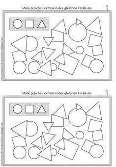 associer les moitiés de feuilles | Automne à la maternelle