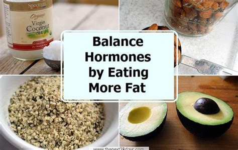 healthy fats balance hormones balance hormones by more get better loss