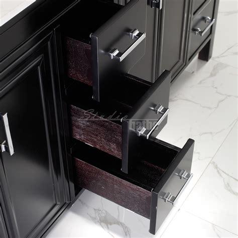 75 inch double vanity top studio bathe corniche 75 inch double bathroom vanity
