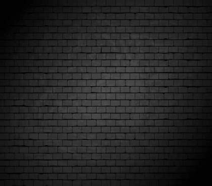 black brick wall brick wallpaper in black contemporary digital wallpaper