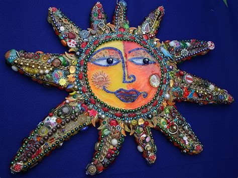 beaded sun let the in make mine mosaic