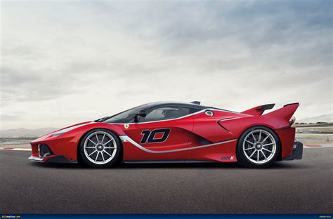 Ausmotive Com 187 Ferrari Fxx K Revealed