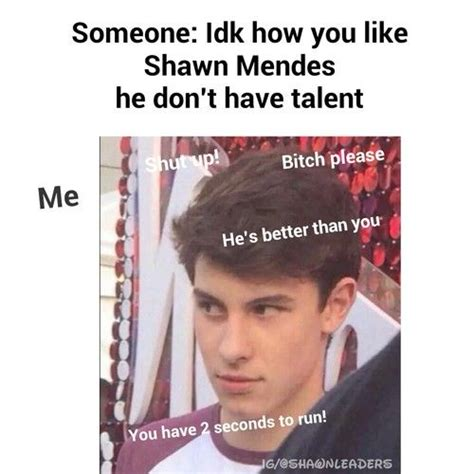 Sorry Po Meme - sorry for the swear word but this is funny shawn mendes