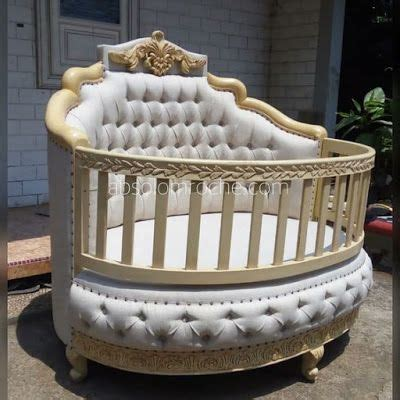 cribs infant bed   modern baby bedding baby