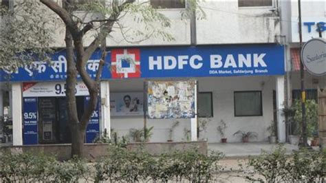 hdfc bank branch locator hdfc bank goes green sends debit card pin by sms