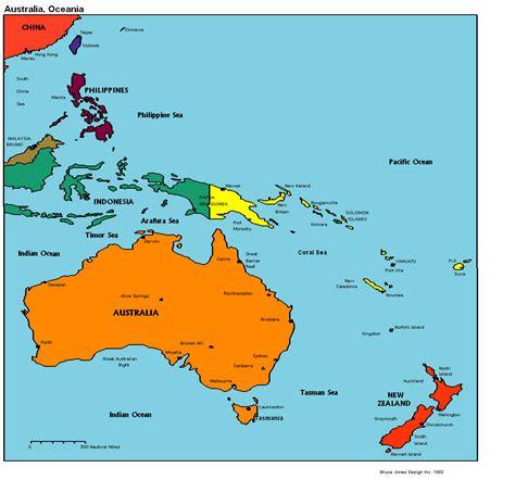 map of island and australia and map of australia islands world maps