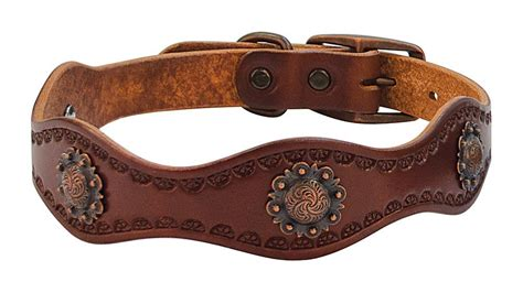 best collar for puppies 5 best leather collars including a few handmade options herepup