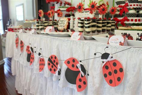 kara s ideas lovebug ladybug birthday ideas