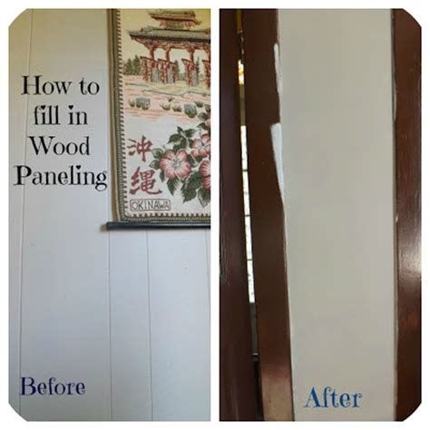 ways to cover wood paneling painting wood paneling confessions of an add english teacher how to fill in wood