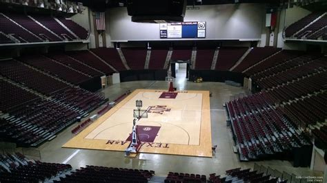 reed section reed arena section 212 rateyourseats com