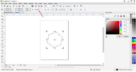 membuat outline gambar di corel tutorial membuat logo telkomsel dengan coreldraw am blog