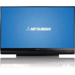 73 Inch Mitsubishi Dlp 73 Quot Mitsubishi 3d Hdtv Dlp Walmart