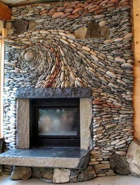 Mosaic Fireplace Hearth by Fireplace So Cool Mosaic