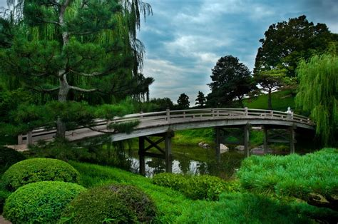 Botanic Garden In Chicago Panoramio Photo Of Japanese Garden Botanic Garden Chicago Il