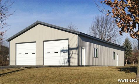 Garage Building Prices by Garages Interesting Steel Garages Ideas Steel Garages