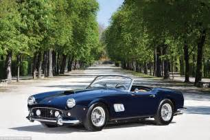 classic ferrari convertible ferrari from ferris bueller s day off to sell for 163
