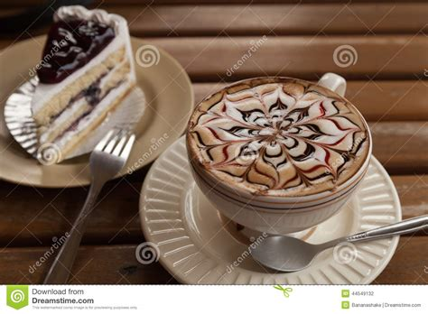 beautiful coffee beautiful coffee decoration stock photo image 44549132