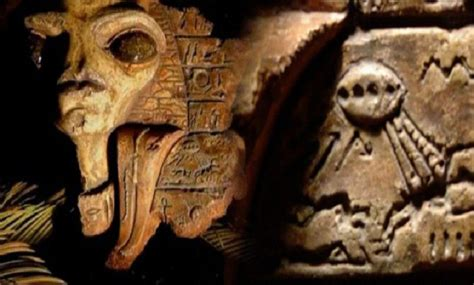 which of the following show evidence of ancient river beds alien artifacts from ancient egypt found in jerusalem