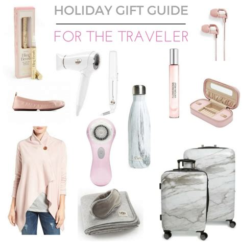 holiday gift guide for the traveler fleurdille