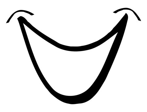best photos of smile lips template free printable mouth