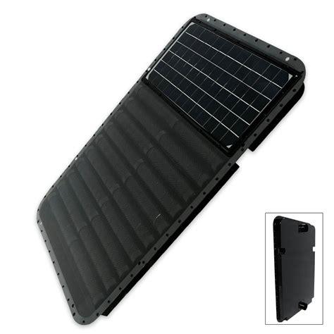 gear solar fan portable sun seeker solar powered fan chkadels com