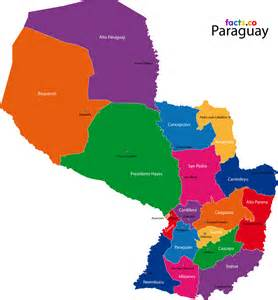 paraguay south america map paraguay map blank political paraguay map with cities