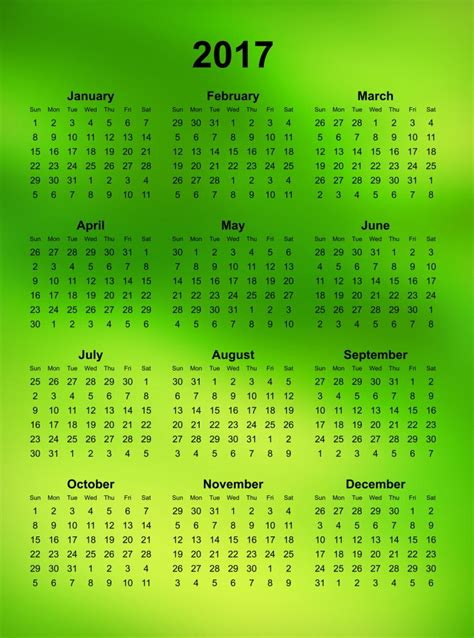 happy new year 2017 calendar weneedfun