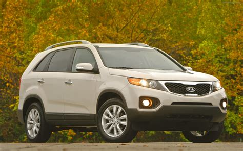 Kia Serento 2011 Kia Sorento Cuv 2011 Widescreen Car Pictures 24 Of