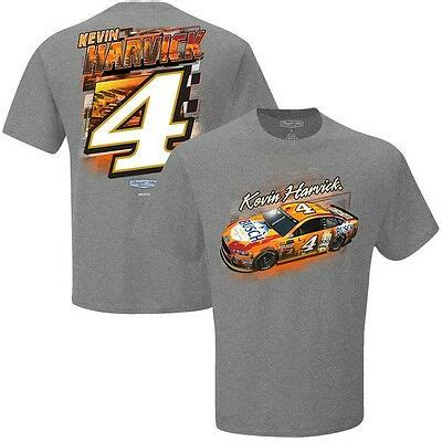 kevin harvick  checkered flag sports  busch outdoors