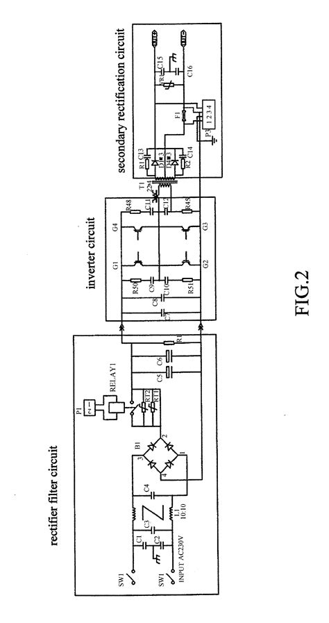 circuit diagram inverter welding machine wiring diagram