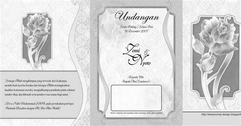 template undangan lipat 3 undangan lipat 3 solusi cetak undangan souvenir termurah