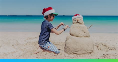 aussie christmas traditions that expats think are weird