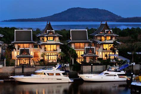 villa marina layout royal villa at phuket marina idesignarch interior