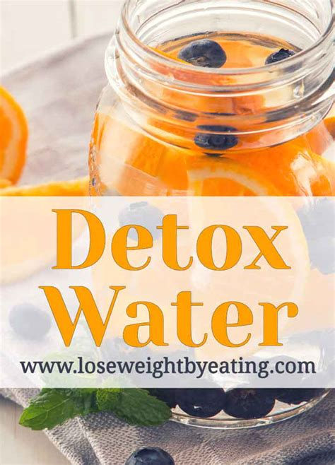 Will Detox Water Help Lose Weight by Detox Water The Top 25 Recipes For Fast Weight Loss