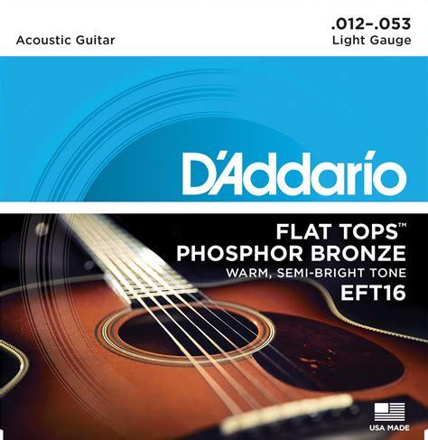 String Guitar Acoustic Daddario Unpacking 011 d addario half electric guitar strings